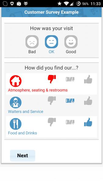 Offline Surveys App For Android